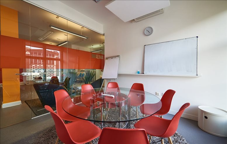 Office for Rent on 57-61 Charterhouse Street, Farringdon, London Farringdon