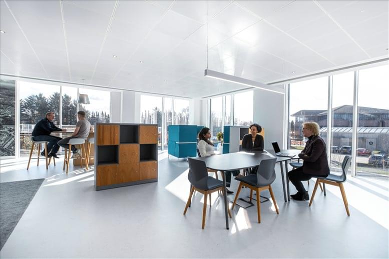 Image of Offices available in Watford: Croxley Park Building 2, Hatters Lane