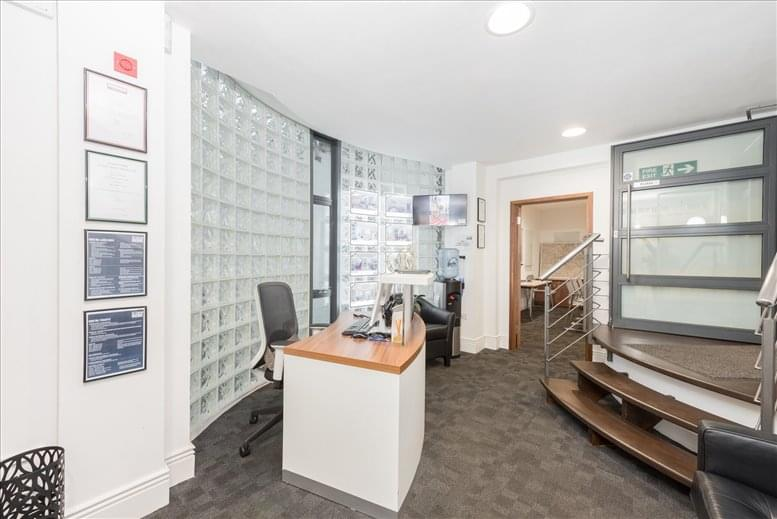 Image of Offices available in Westminster: 35 Catherine Place, Central London