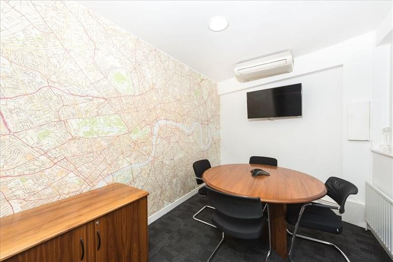 Westminster Office Space for Rent on 35 Catherine Place, Central London