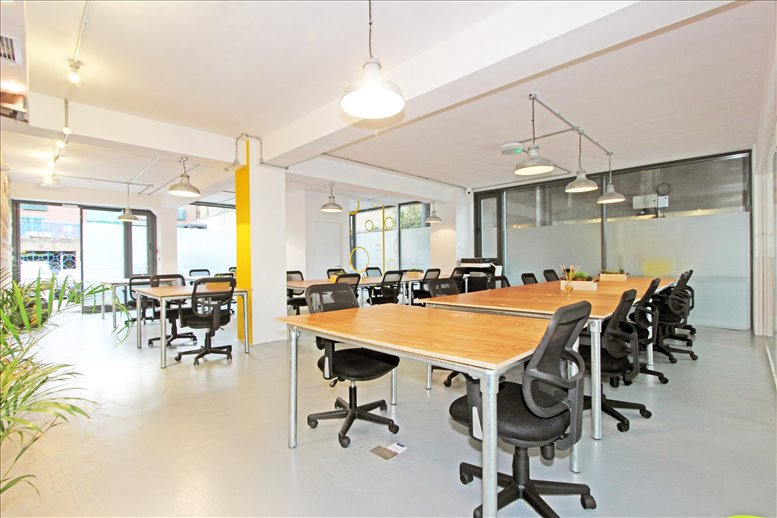 Photo of Office Space on Sheldon Building, 1 Baltic Place, Haggerston Hackney