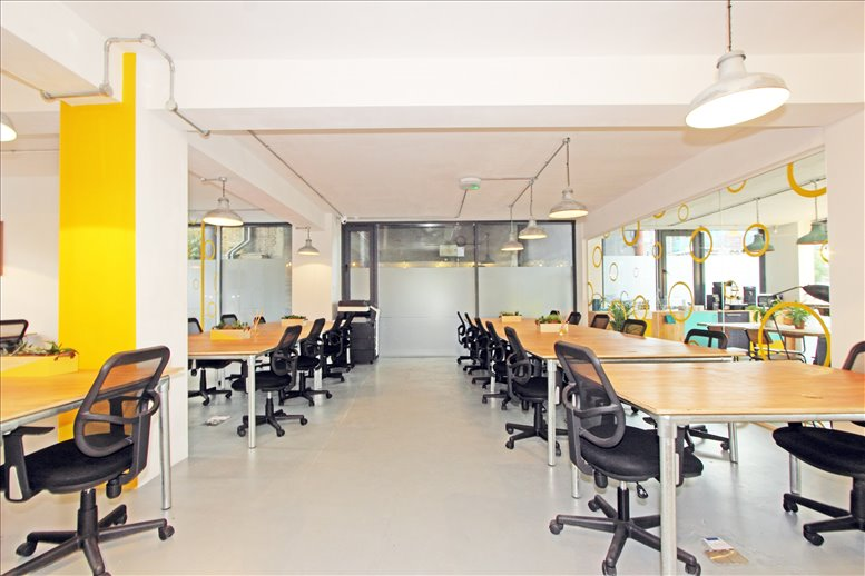 Sheldon Building, 1 Baltic Place, Haggerston Office for Rent Hackney