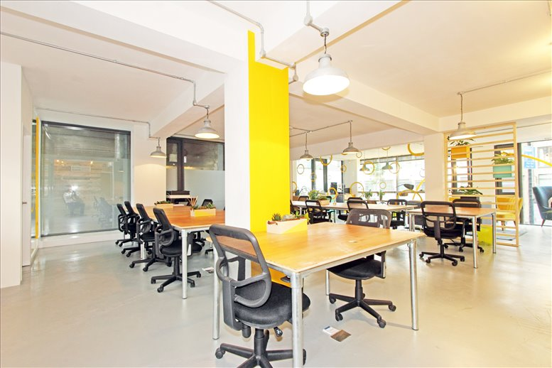 Picture of Sheldon Building, 1 Baltic Place, Haggerston Office Space for available in Hackney
