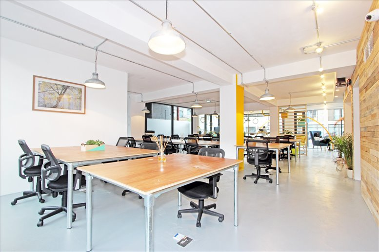 Office for Rent on Sheldon Building, 1 Baltic Place, Haggerston Hackney