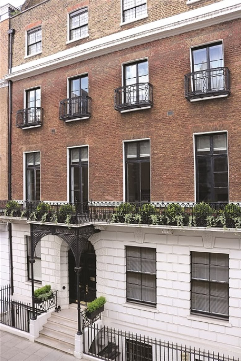 56 Queen Anne Street Office Space Marylebone