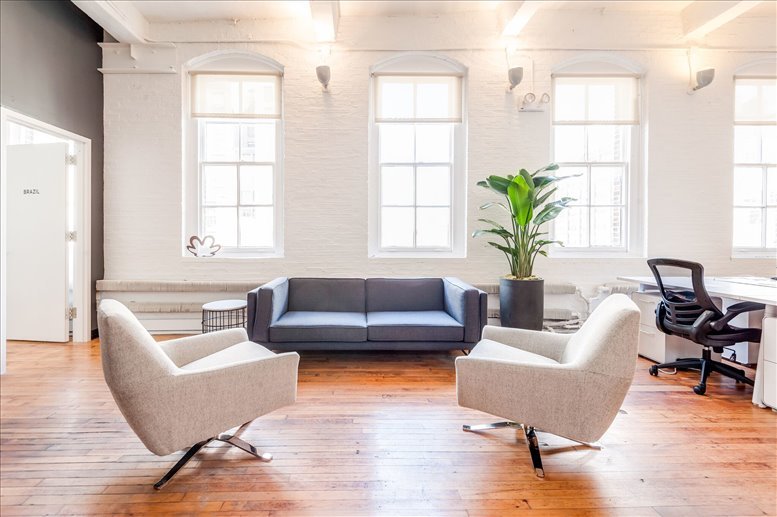 West End Office Space for Rent on Imperial House, 8 Kean Street