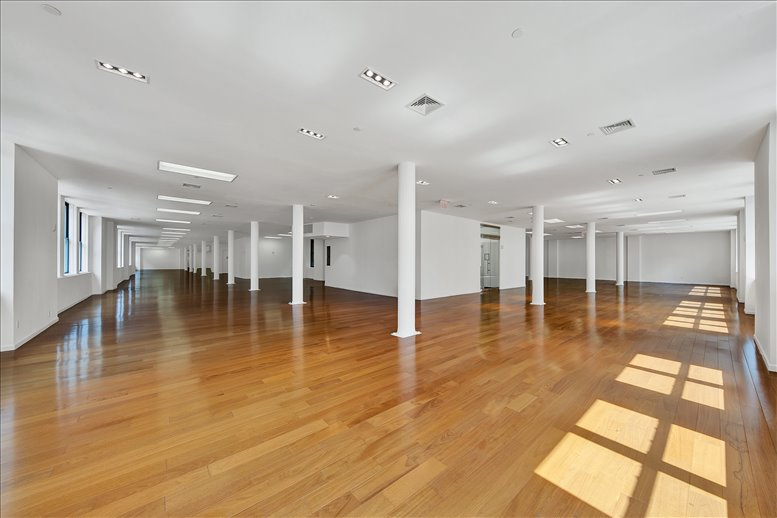 Picture of 1-2 Berners Street, West End Office Space for available in Fitzrovia