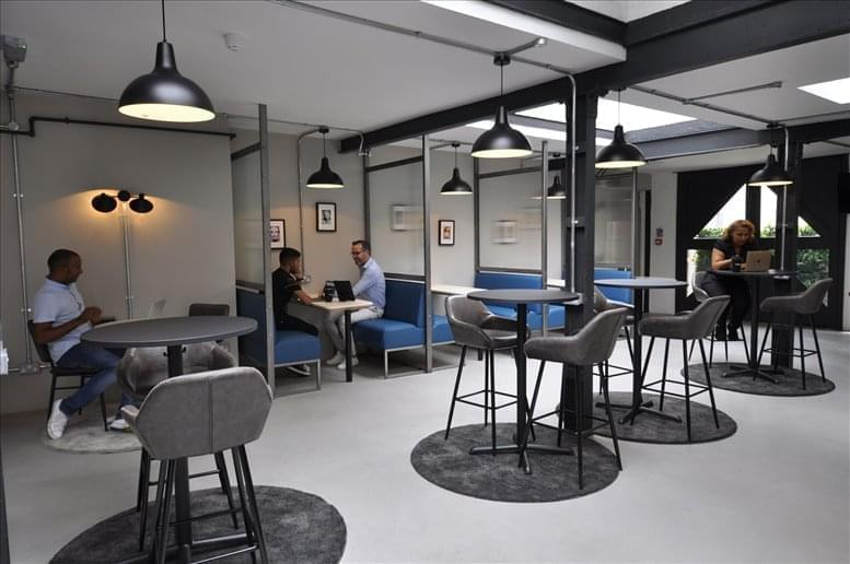 Image of Offices available in Borough: 200 Borough High Street, London