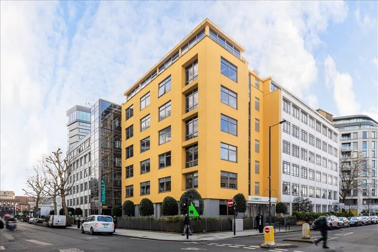 The Triangle, 5-17 Hammersmith Grove, London Office Space Hammersmith