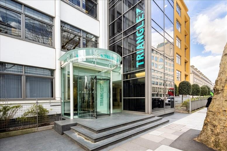 Photo of Office Space on The Triangle, 5-17 Hammersmith Grove, London Hammersmith
