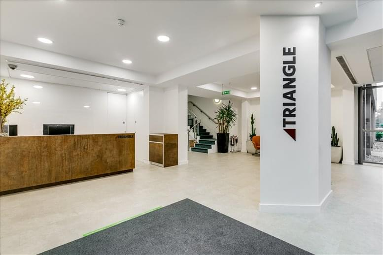 The Triangle, 5-17 Hammersmith Grove, London Office for Rent Hammersmith
