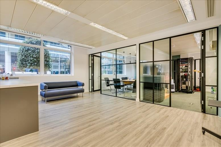 Picture of The Triangle, 5-17 Hammersmith Grove, London Office Space for available in Hammersmith