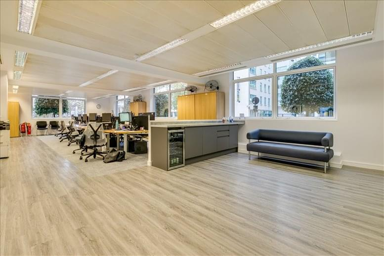 Office for Rent on The Triangle, 5-17 Hammersmith Grove, London Hammersmith