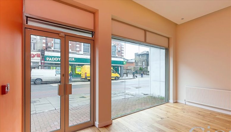 Image of Offices available in Kilburn: 244a Kilburn High Road