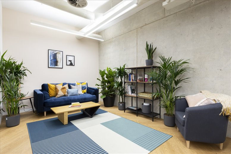 Photo of Office Space on 28 Wharf Road, London Hoxton