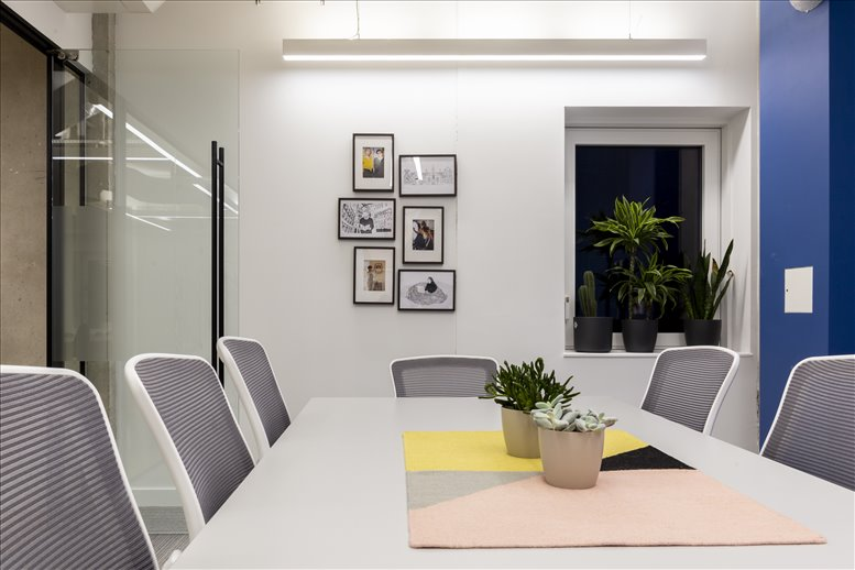 Picture of 28 Wharf Road, London Office Space for available in Hoxton