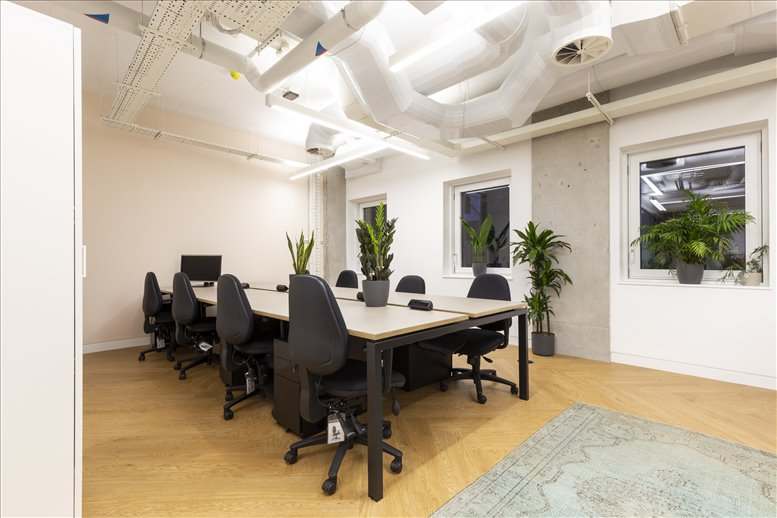 Image of Offices available in Hoxton: 28 Wharf Road, London