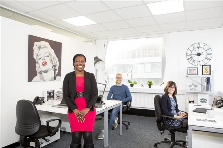 Photo of Office Space on 22 Addiscombe Road, Croydon Croydon