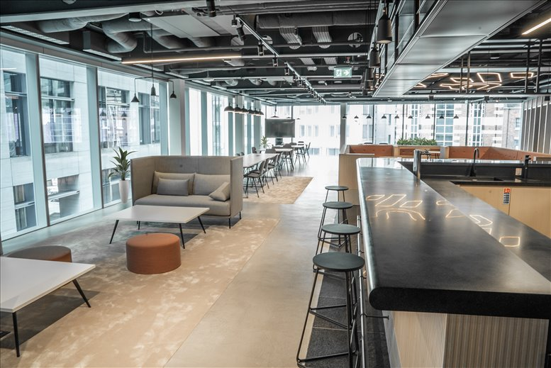Photo of Office Space on 20 Farringdon Street, London St Pauls