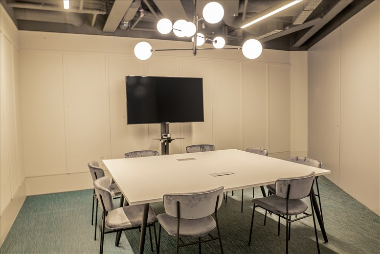 Picture of 20 Farringdon Street, London Office Space for available in St Pauls