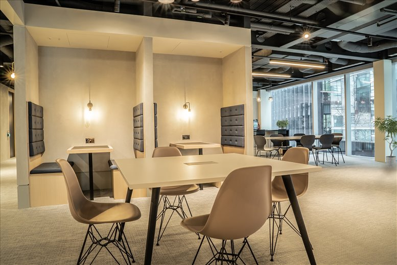 Image of Offices available in St Pauls: 20 Farringdon Street, London
