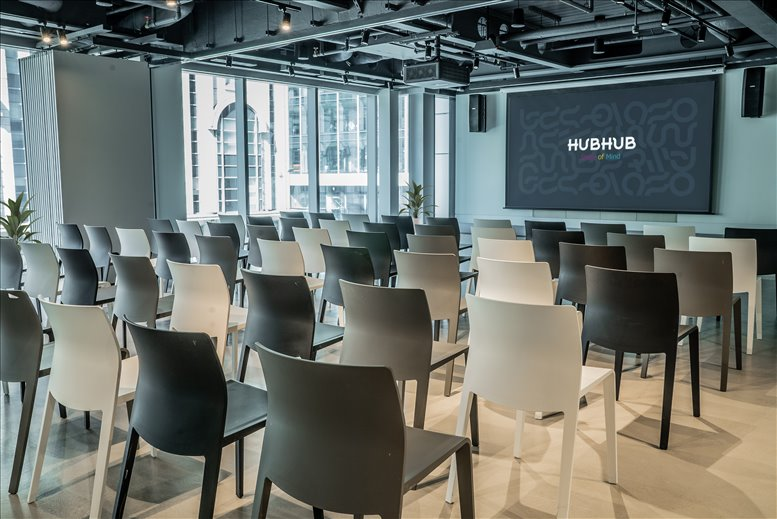St Pauls Office Space for Rent on 20 Farringdon Street, London