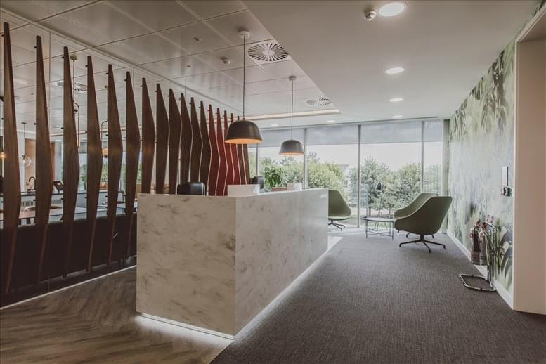 4 Longwalk, Stockley Park Office for Rent Uxbridge