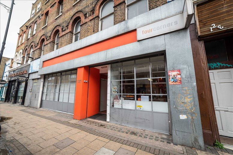121 Roman Road available for companies in Bethnal Green