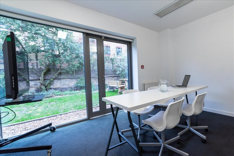 121 Roman Road Office for Rent Bethnal Green