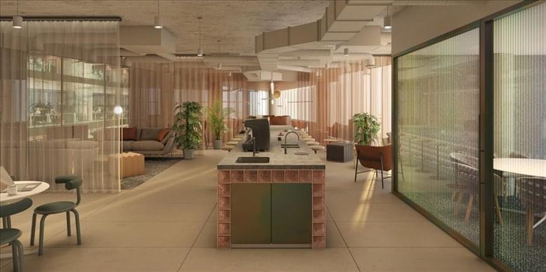 Photo of Office Space on 2 Kingdom Street Paddington