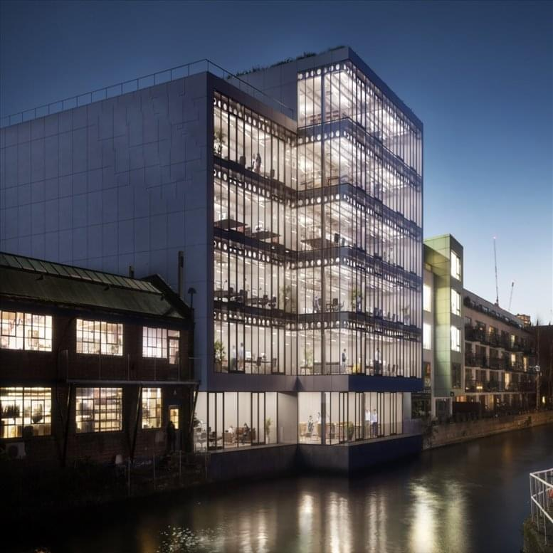 Picture of 6 Orsman Road, Haggerston Office Space for available in Hackney