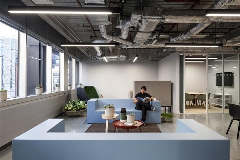 2 Finsbury Avenue Square, Broadgate Office for Rent The City