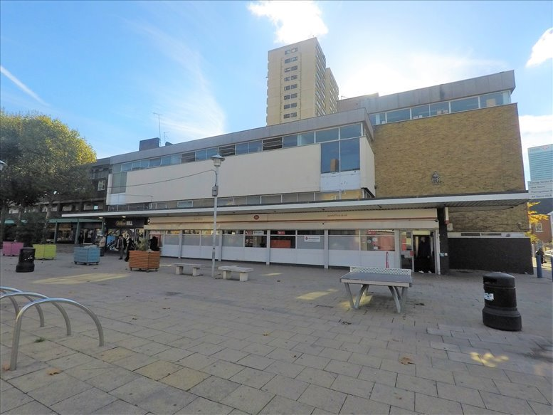 Office for Rent on 22 Market Square, Poplar, London Canary Wharf