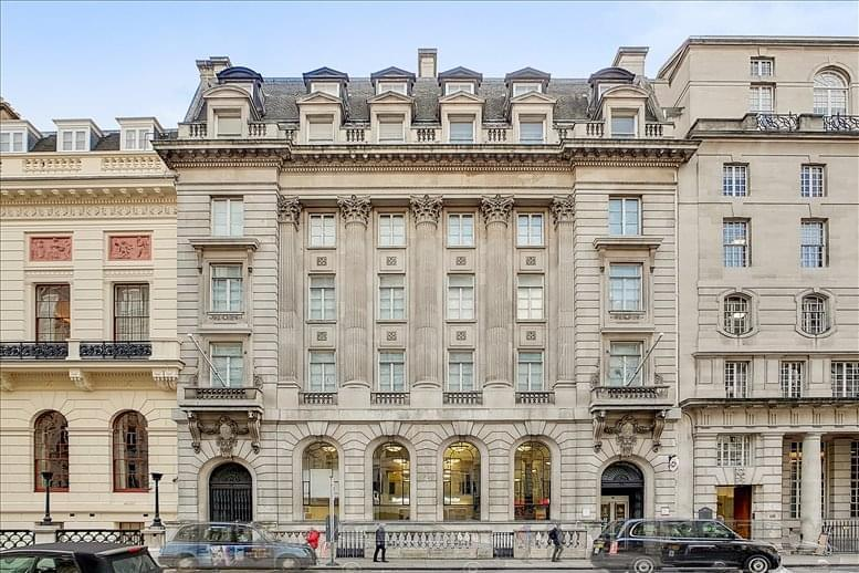 70 Pall Mall Office Space St James's Park