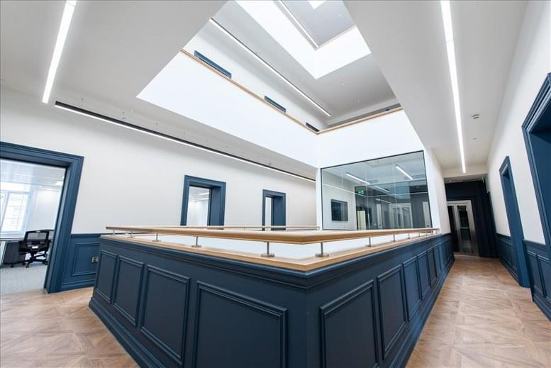 St James's Park Office Space for Rent on 70 Pall Mall