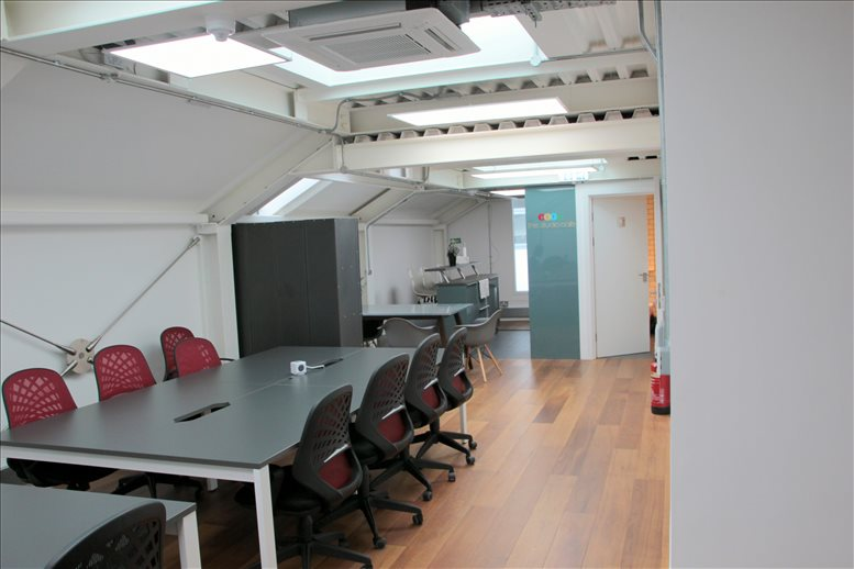 61-63 Rochester Place, London Office Space Camden