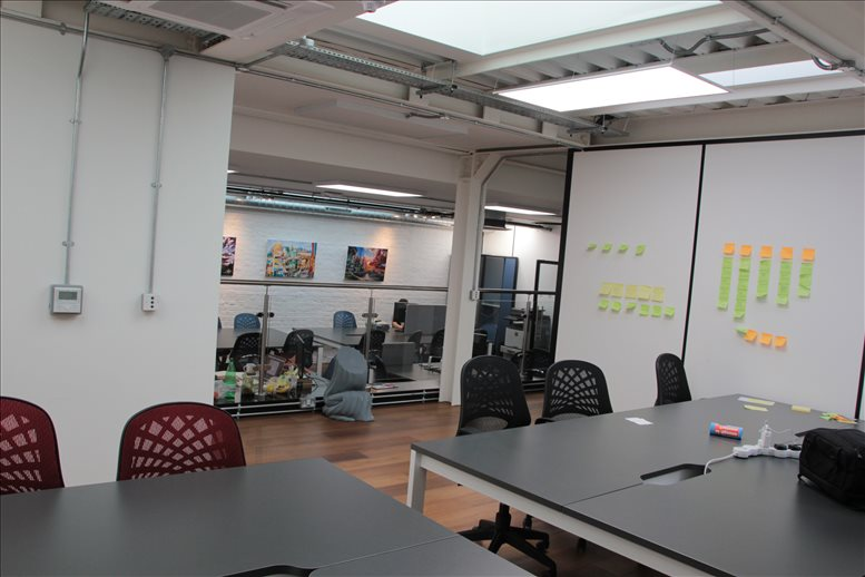 Photo of Office Space on 61-63 Rochester Place, London Camden