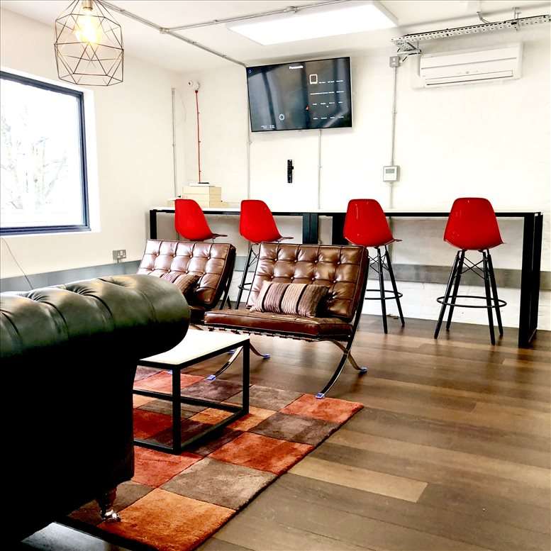 Office for Rent on 61-63 Rochester Place, London Camden