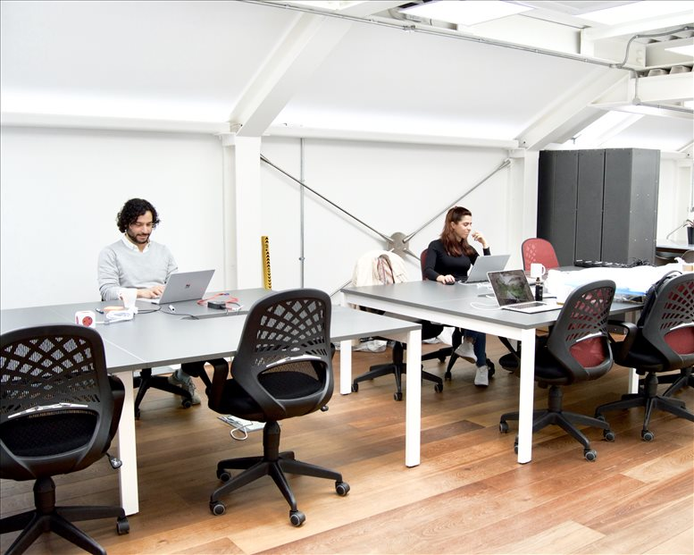 Camden Office Space for Rent on 61-63 Rochester Place, London