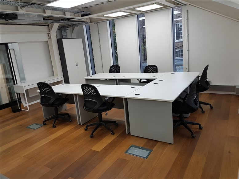 Photo of Office Space available to rent on 61-63 Rochester Place, London, Camden