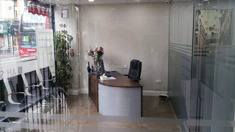 Image of Offices available in Ilford: 59 Cranbrook Road