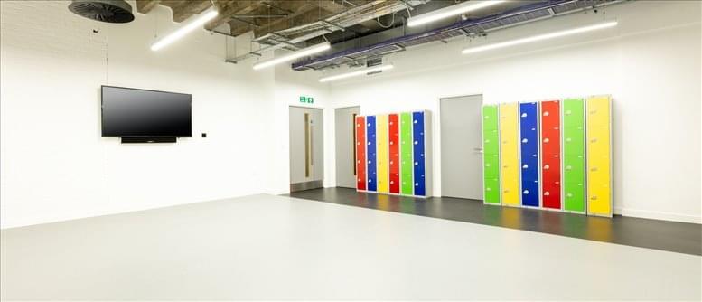 Blackfriars Office Space for Rent on 22 Tudor Street, London