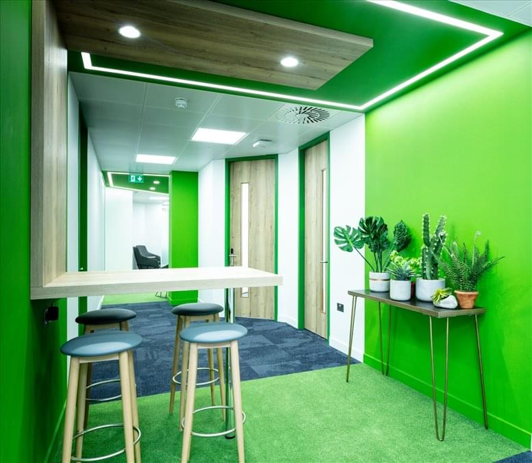 Rent Blackfriars Office Space on 22 Tudor Street, London