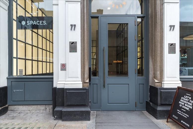 The Bond Works, 77 Farringdon Road, London Office Space Farringdon