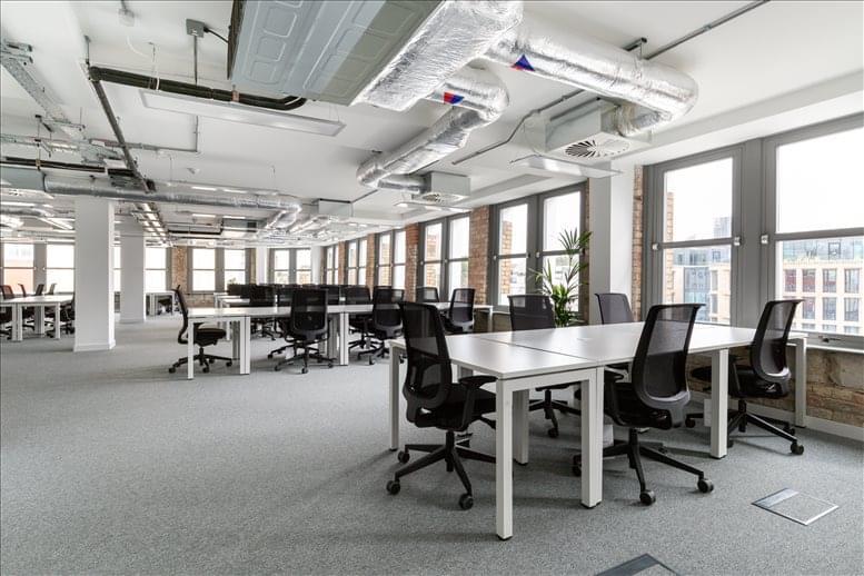 Photo of Office Space on The Bond Works, 77 Farringdon Road, London Farringdon