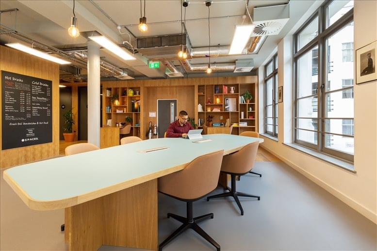 The Bond Works, 77 Farringdon Road, London Office for Rent Farringdon