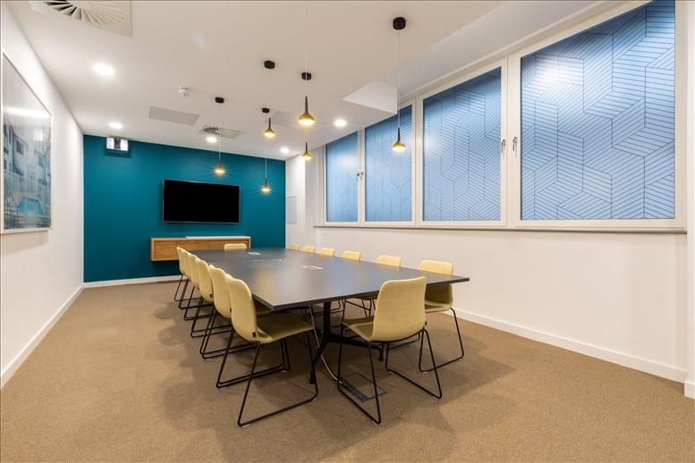 Picture of The Bond Works, 77 Farringdon Road, London Office Space for available in Farringdon