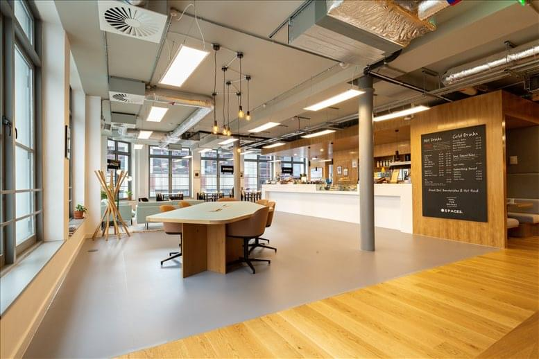 Photo of Office Space available to rent on The Bond Works, 77 Farringdon Road, London, Farringdon