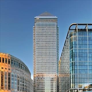 Photo of Office Space on One Canada Square, London - Canary Wharf