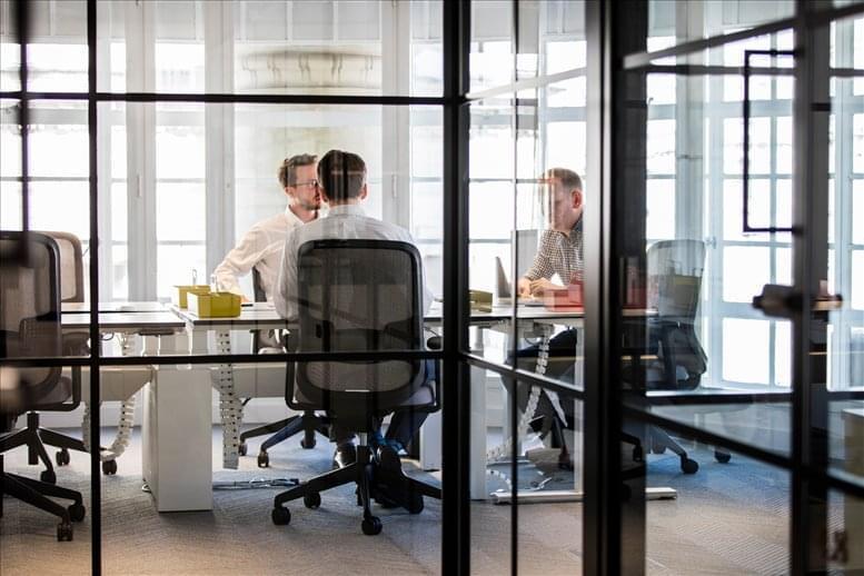 Photo of Office Space on 1 Heddon Street, London Soho